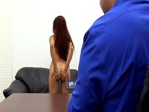 Teen Latina Pela Primeira Vez Anal Casting Porn