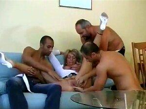 Filme Amador Excitado Com Gangbang, Cenas Maduras, Porn