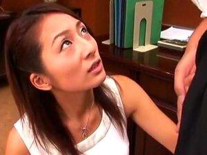 Gata Japonesa Rika Asou Em POV Incrível, Vídeo De Boquete JAV Porn