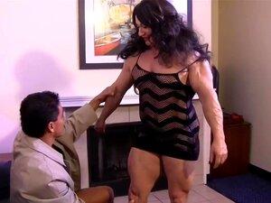 Cara Hispânica Ataca O Clitóris Gigante, Porn