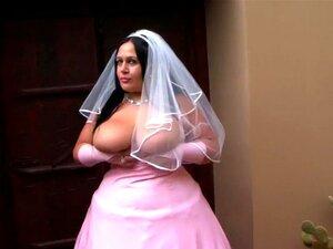 A Noiva Peituda, Um Broche De Casamento Sujo, Uma Punheta Nas Minhas Mamas., Porn
