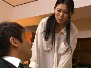 Mio Kitagawa, A Puta Japonesa Mais Quente Do Mundo, Num Fabuloso Broche / Fera, Filme Público Do JAV. Porn