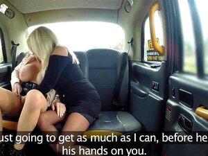 Falso Taxi Busty Blondes Famintos Táxi Nojento Ménage à Trois Porn