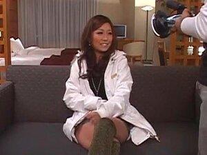 Rapariga Japonesa Maluca Com Um Vídeo Fantástico Do POV JAV. Porn