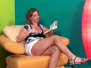 Mulher Madura Sexy De Salto Alto Ama Part5 Porn