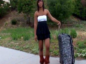 Ebony Leilani Leeanne Picante Adora Chupar E Montar Pilas Brancas Porn