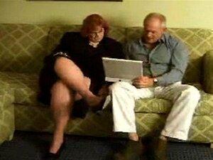 Vovó Gorda Ama O Galo Porn
