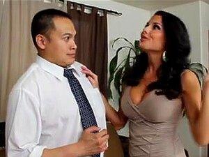 Corno Da Mamãe Com Phoenix Marie, Porn