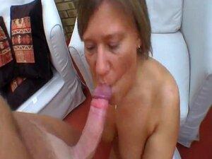 A Esposa Britânica Chupa Wang E Adquire Uma Cara Preciosa., Porn