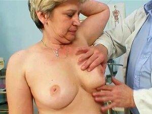 Buceta Gorda Madura Ruzena Gyno Espéculo Porn