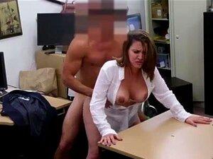 Amador Asiática Querida Bbc Foxy Lady De Negócios Fica Fodida! Porn