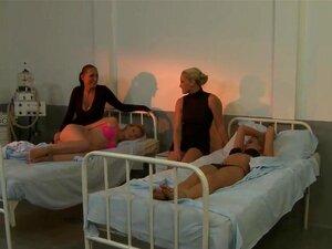 Kathia Nobili E Mandy Bright Fazem Do Hospital, Porn
