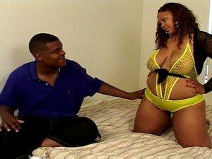 Maior Garota Negra Adora Pau Duro Porn