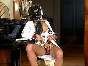 Garota Gostosa Em Vídeo Com Porra, Amazing Do Spandex Quente Sexo Interracial Vídeo Com Um Casal Interracial, Transando E Usando Diferentes Tipos De Brinquedos Do Sexo Na Sua Acção De Sexo Glamour Látex Impertinente Do Spandex Pornô. Porn