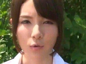 Legendada Sêmen Conhecidas Como CFNM Exterior Japonês Rancho De Ordenha Porn