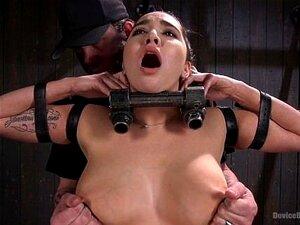 Big Tit Squirter BDSM Porn
