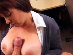 Vídeo Do Cliente De Loja De Penhores Peituda Fodeu Porn